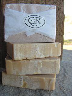Love love love goat milk soap!