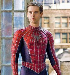"""(@spidey.hero) på Instagram: """"Happy birthday Tobey Maguire, can't believe today is his birthday, I always remember you, honestly…"""""""