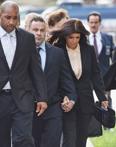 'Real Housewives' Reality Stars Joe & Teresa Giudice Sentenced To Jail