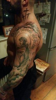Bad tattoos, Sleeve and Sleeve tattoos on Pinterest