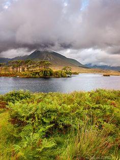 Derryclare Lough by Imanol Zubiaurre on 500px