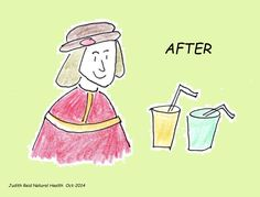 Blog 2014-10-21 Richard of York and Rainbow Juices Poem - After