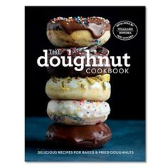 Williams-Sonoma Doughnuts Cookbook also available @ Amazon for $10.36 (as of 12/3/2016) #williamssonoma