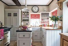 Cuisine cottage : succombez au charme du style anglais ! | Kitchens ...