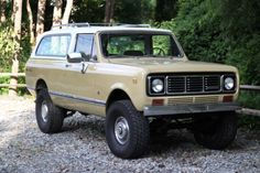1979 International Scout II Traveler