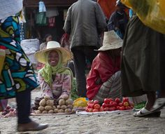 potatoes seller Photo by Cesar Suarez -- National Geographic Your Shot