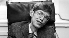 Stephen Hawking as a young man (Credit: Liam White/Alamy Stock Photo)