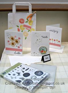Stampin' Up! Susan Simpson Independent Stampin' Up! Demonstrator, Craftyduckydoodah!, 2016 Catalogue Launch Party, July 2016 Workshop,