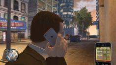 GTA 4 Grey Iphone 6 Mod