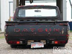 1973 Datsun 620 Tailgate Photo 9