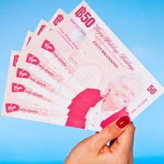 Launch Group enlisted the assistance of Graphic Evidence to create the 'Branson's Currency' for Virgin Holidays which was used on April Fools Day to dupe the people of Britain.