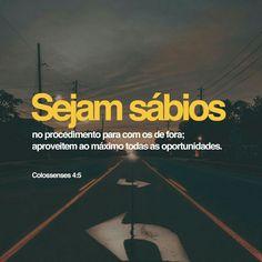 Colossenses 4:5
