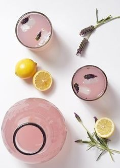 An easy, impressive lemonade recipe to cool you off this weekend