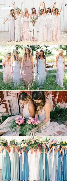 If you and your girls are carefree fun-loving adventurers, Show Me Your Mumu is definitely your best place to shop for all your wedding-related outfits! From stress-free getting-ready garments that will help you get dolled up for the big day, boho chic trendy looks for your bachelorette party, to effortlessly beautiful bridesmaid dresses, Show Me Your Mumu offers everything you need be dressed to impress for any occasion.