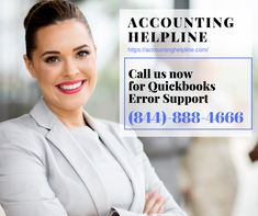 Call our certified QuickBooks ProAdvisor for Quickbooks Error Support.