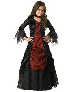 Girl Vampire Costume photo