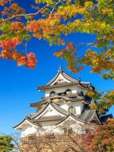 Japanese Castle, Japanese Landscape, Building Structure, Japanese Design, Japan Travel, Scenery, Exterior, Architecture, House Styles