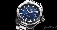 TAG HEUER  Aquaracer 300m  / Ref.WAY1112.BA0910