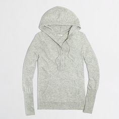 henley hoodie / j.crew factory