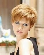 Hairstyles for Short Layered Hair Considerations : short hairstyles with layers. Short hairstyles with layers. hairstyles for short layered hair,how to style short layered hair,short layered hair,short layered haircuts,short layered hairstyles Short Hairstyles For Thick Hair, Very Short Hair, Bob Hairstyles, Short Haircuts, Hairstyle Short, Hairstyle Ideas, Layered Haircuts, Wavy Hair, Hairstyle Photos