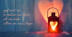 Geef nooit op..... #wietroostmij #nietalleen #samen