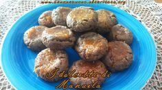 Dolcetti al cacao e mandorle di Manuela @Unafavolaintavola #senzaglutine e #senzalatte