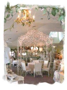 The Garden Gate Tea Room. Mount Dora, Florida. Where I got ready on my wedding day!!