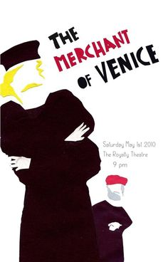 The Merchant of Venice. The Royalty Theatre