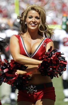 NFL cheerleaders | Thread: hot cheerleaders.  Much better, this ain't NO ugly broad!