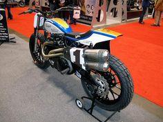 Harley XR-750 Flat Track