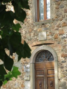 #maremma #italy #old #house #stone