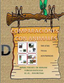 El sonido de la hierba al crecer: TRIVIAL: comparación con animales - complemento a DOBLESENTIDO
