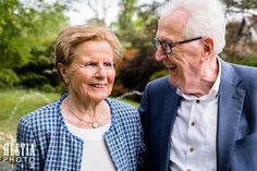 Portrait couple au naturel // Old couple portrait in natural light
