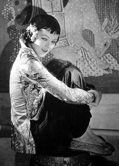 Myrna Loy - The Mask of Fu Manchu