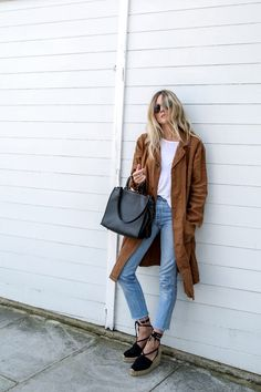 Time for Fashion » Street Style Inspiration: Espadrilles in the City