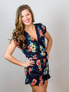 All For You Romper