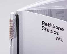 Rathbone Studios binding