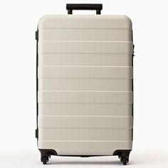 MUJI Hard Carry Travel Suitcase. $197.