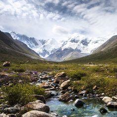 Central Tien Shan, Kazakhstan