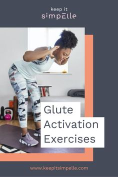 Gluteal activation has become a very important aspect of training and rehabilitation in recent years. There are many studies suggesting that encouraging gluteal activation and building up the gluteal strength can help to improve sports performance and help to manage certain pathologies such as lower back pain, hip pain and knee pain.