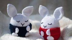 Messieurs lapins - patron et explications détaillées chez Makerist