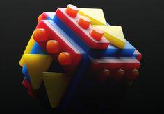 """Melvin Le Riboter : """"L'évolution des logiciels 3D permet aux artistes de créer plus facilement et de s'approprier des outils auparavant très complexes"""" - étapes: Parallel Studio, Animation 3d, 3d Design, Color Balance, Artists, Tools"""