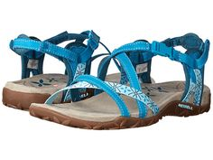 Merrell Terran Lattice Algiers Blue - Zappos.com Free Shipping BOTH Ways - These are soon cute.  I want them!