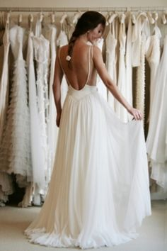 for the laid-back bride