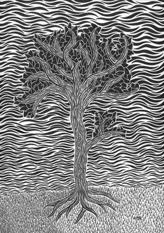 The greatest beauties in this world are found in nature and it is a true pleasure to relay this beauty in my own style and design. Trees are one of my favourite objects to draw as they come in so many shapes and sizes but always so ironically recognisable Object Drawing, Tree Illustration, Pen Art, My Drawings, In This World, Objects, Trees, Sketches, Shapes