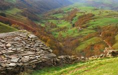 Over the valley. #Cantabria #Spain