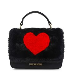 Buy your handbag Moschino Love on Vestiaire Collective, the luxury consignment store online. Second-hand Handbag Moschino Love Black in Synthetic available. Laura Biagiotti, Versace Jeans, Handbags On Sale, Purses And Handbags, Sac Moschino, Cristiano Ronaldo Underwear, Black Clutch Bags, Luxury Bags, Shoulder Strap