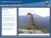Credible Sources Count tutorial