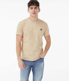 Sun & Moon Graphic Tee Graphic Tees, Teen Boy Fashion, Sun Moon, Aeropostale, Mens Tops, Beige, Fashion Outfits, Jeans, Boys