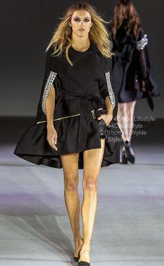 THOMAS WYLDE #StyleFW #fashion #runway #clothing #4chionstyle #rocknroll Style Fashion Week Style Fashion Week Los Angeles